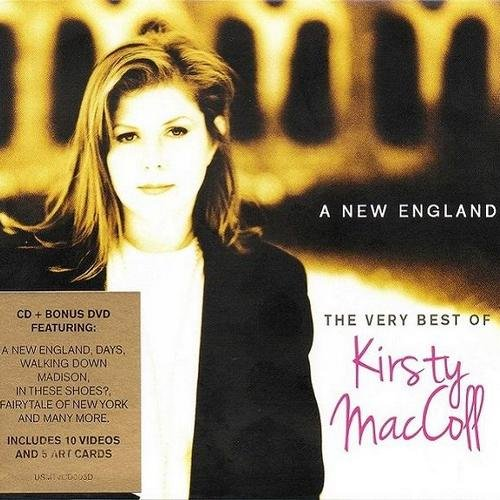 Kirsty MacColl - A New England: The Very Best Of Kirsty MacColl (2013)