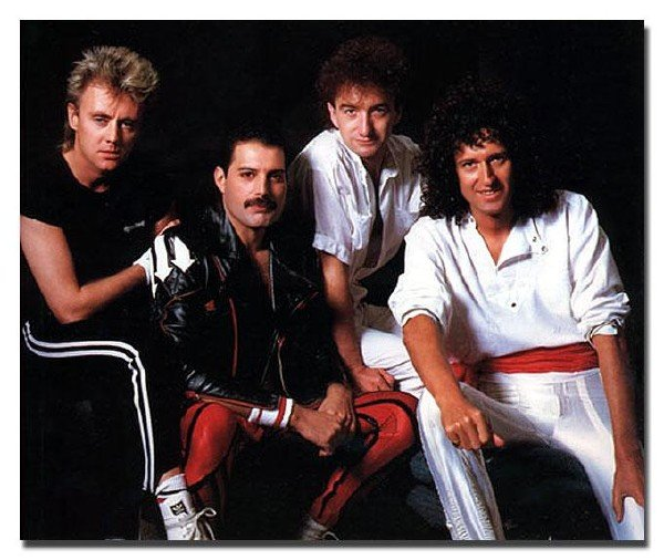 Queen-Discography [Studio Albums] (1973 - 2008)