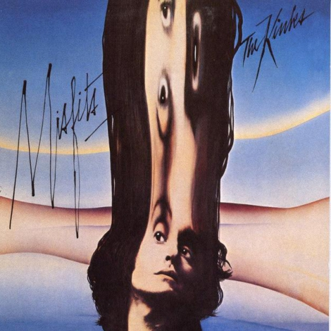 The Kinks - Misfits (1978)