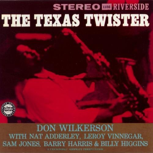 Don Wilkerson - The Texas Twister (2001)