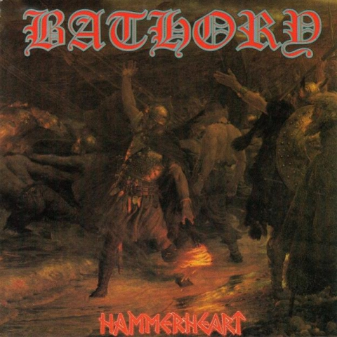 Bathory - Hammerheart (1990)