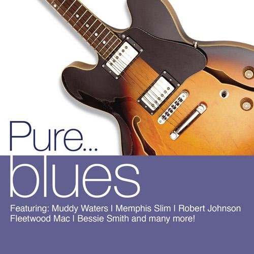 VA-Pure... Blues (4CD) (2013)