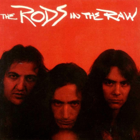 The Rods - In The Raw (1983)