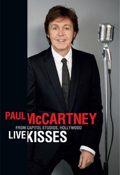 ��� ���������-����� ������� / Paul McCartney-Live Kisses (2012) BDRip 720p