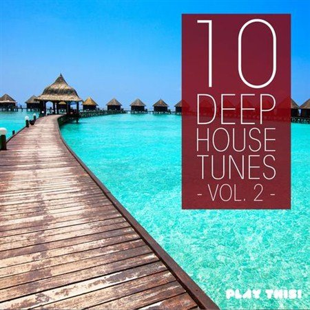 VA - 10 Deep House Tunes Vol 2 (2013)