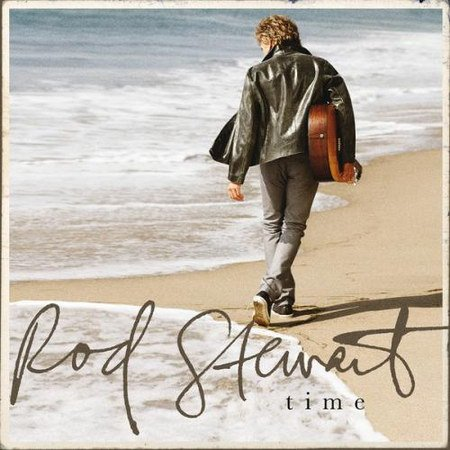 Rod Stewart - Time (Target Deluxe Edition) (2013)