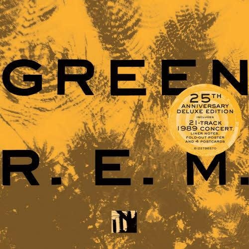 R.E.M. � Green - 25th Anniversary Deluxe Edition (2013)