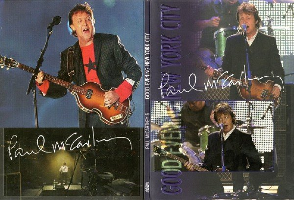 Paul McCartney-Good Evening New York City (2009) DVD9