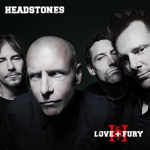 Headstones - Love Fury (2013)