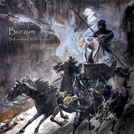 Burzum - Sol Austan, Mani Vestan (2013)