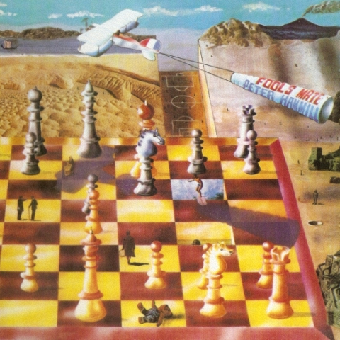 Peter Hammill - Fool&#039;s Mate (1971)