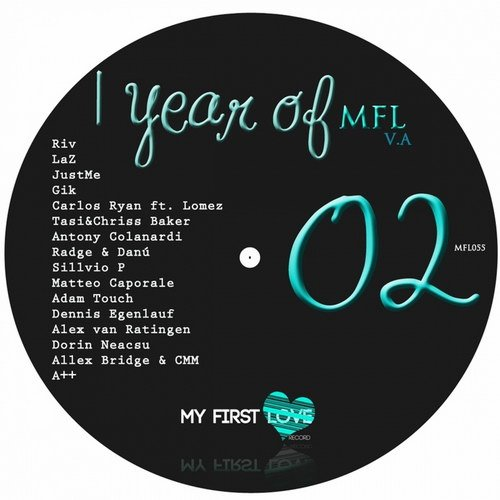 VA-1 Year Of My First Love Record (2013)