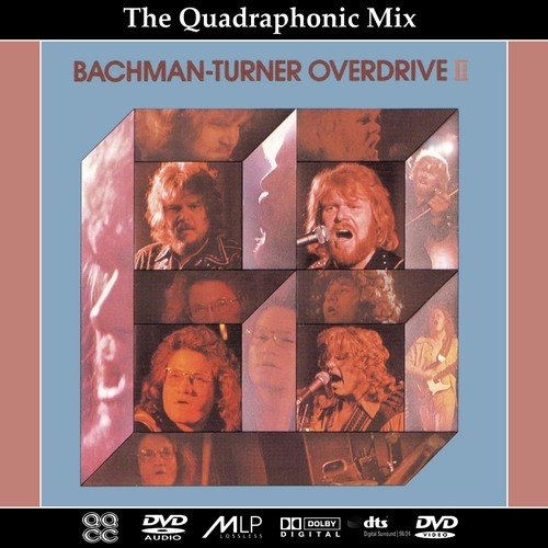 Bachman-Turner Overdrive - BTO II [DVD-Audio] (2010)