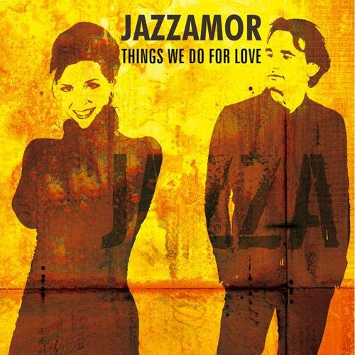 Jazzamor - Things We Do for Love (Instrumentals) (2013)
