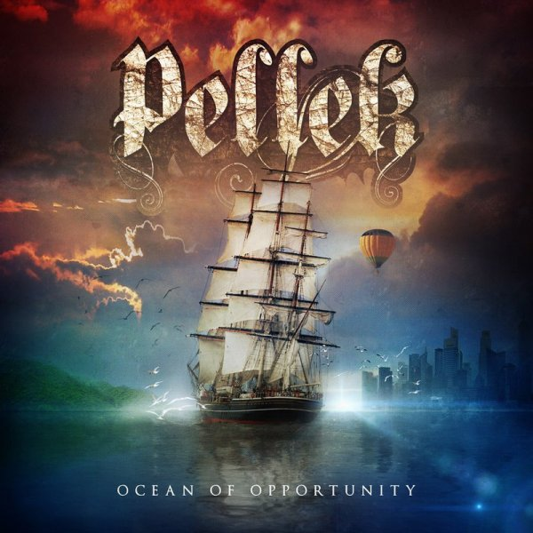 PelleK - Ocean Of Opportunity (2013)