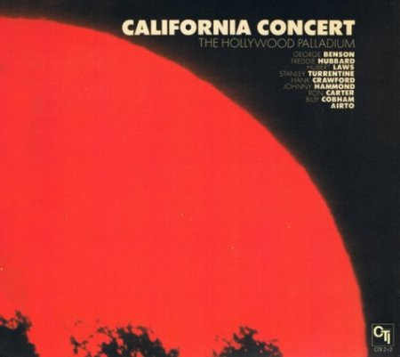 CTI All-Stars - California Concert: The Hollywood Palladium (CTI Records 40th Anniversary Edition) (2010)