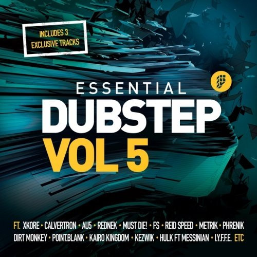 VA-Essential Dubstep Vol.5 (2013)