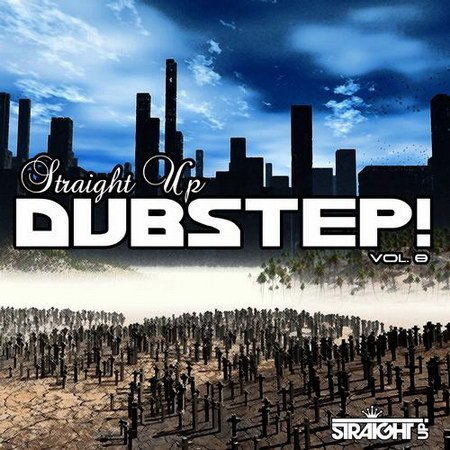 VA-Straight Up Dubstep! Vol.8