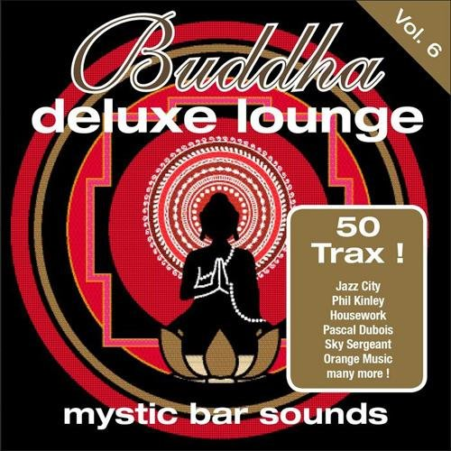 VA-Buddha Deluxe Lounge Vol.6 - Mystic Bar Sounds (2013)