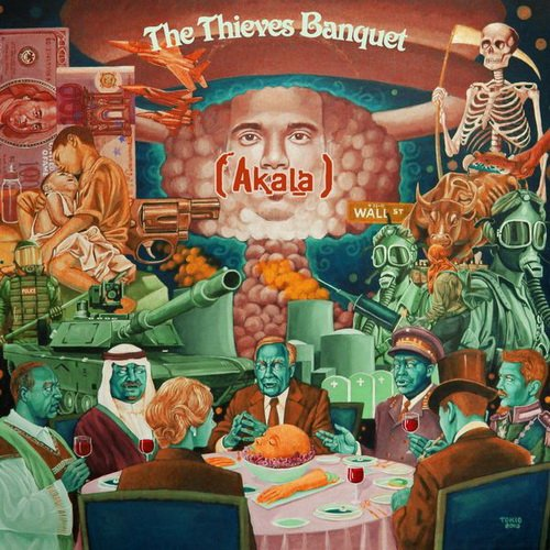 Akala - The Thieves Banquet (2013)