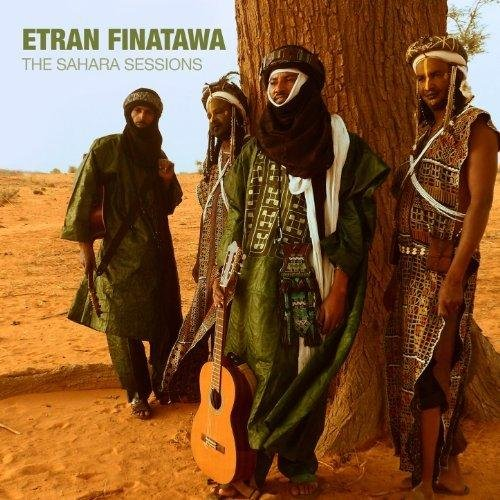 Etran Finatawa - The Sahara Sessions (2013)