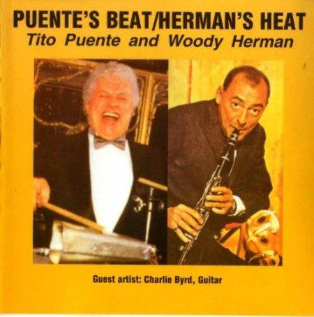 Tito Puente And Woody Herman - Puente's Beat-Herman's Heat (1958)