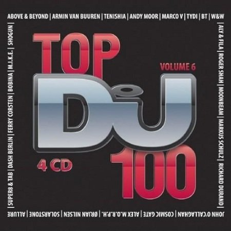 VA-Top 100 DJ Volume 6 (2013)