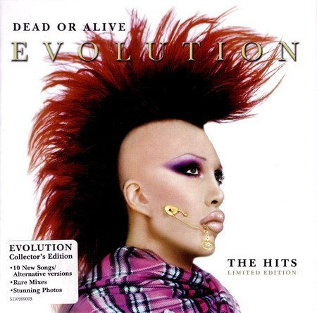 Dead Or Alive - Evolution: The Hits (Limited Edition) 2CD (2003)