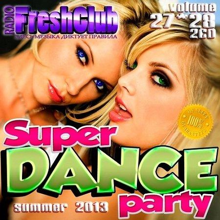 Super Dance Party 27-28 (2013)