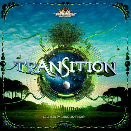 DJ Boom Shankar - Transition (2011)