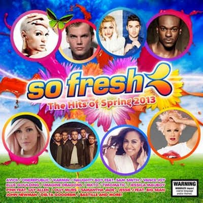 VA - So Fresh The Hits Of Spring (2013) » Mp3Passion.net