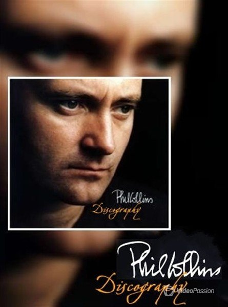 Phil Collins-Dicography (1981-2011)