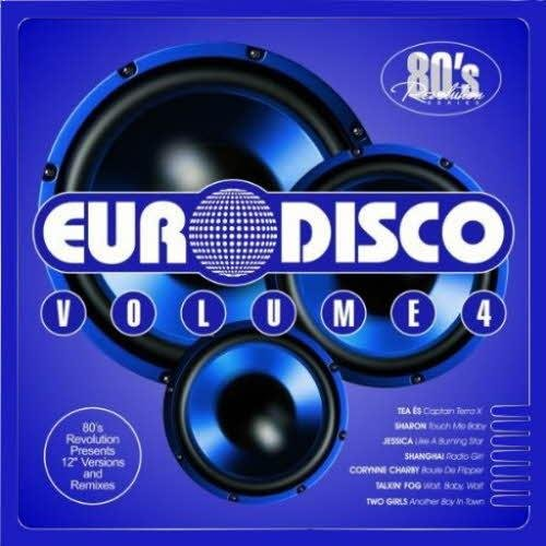 VA-80s Revolution Euro Disco Volume 4 (2013)