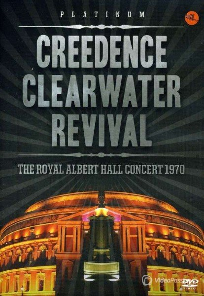 Creedence Clearwater Revival - The Royal Albert Hall Concert (1970) DVD5