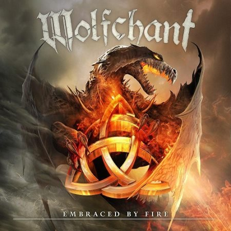 Wolfchant - Embraced By Fire & Bloody Tales Of Disgraced Lands (2CD) 2013