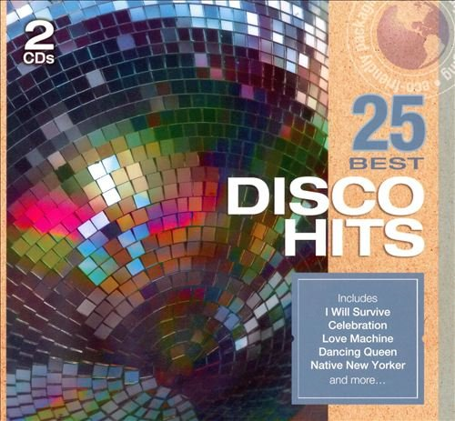 VA - 25 Best Disco Hits (2008)