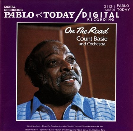 Count Basie And Orchestra - On The Road (1980)