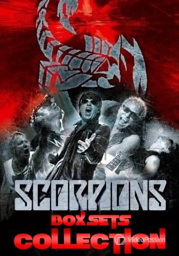 Scorpions - Box Sets Collection (1974-2010)