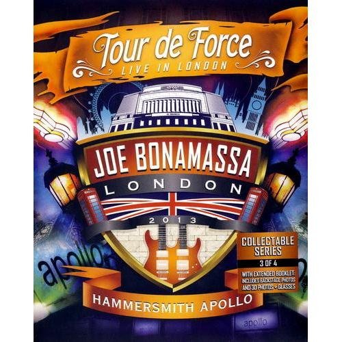 Joe Bonamassa - Tour de Force - Live in London, Hammersmith Apollo (2013)