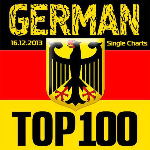 VA-German TOP 100 Single Charts 16.12.2013 (2013)