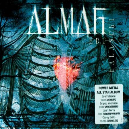Almah - Edu Falaschi [Almah] (Limited Edition) 2007