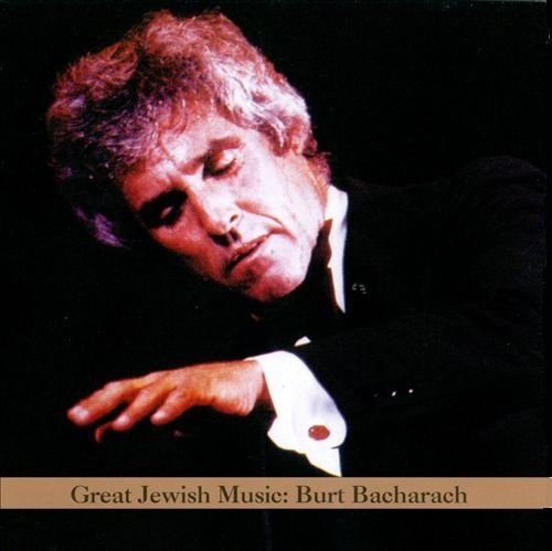 VA - Great Jewish Music: Burt Bacharach (1997) lossless