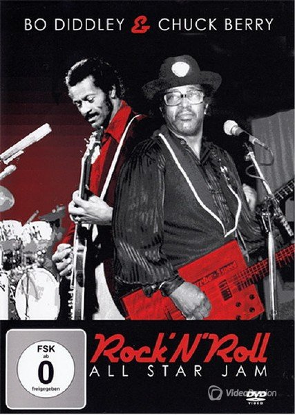Bo Diddley And Chuck Berry - Rock 'N' Roll All Star Jam (1985) DVD5