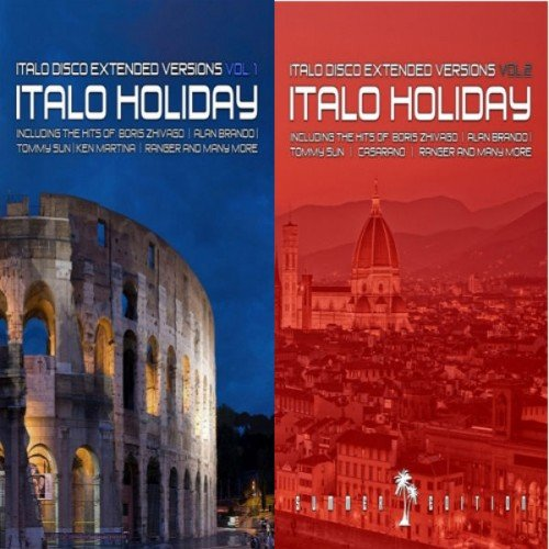 Italo Holiday Vol.1-2 (2013)