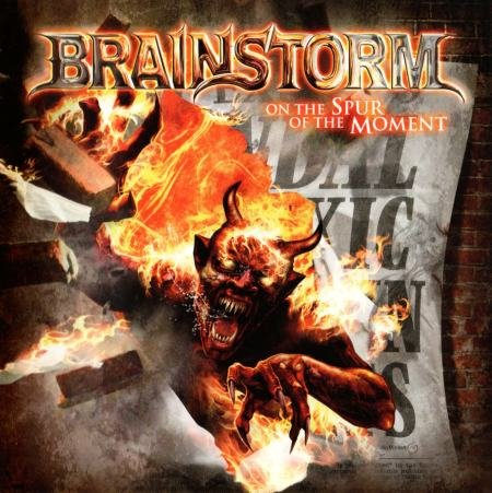 Brainstorm - On The Spur Of The Moment [Limited Edition] (2011)