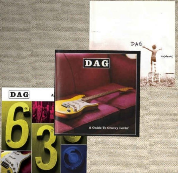 DAG - Discography (1994-1998)