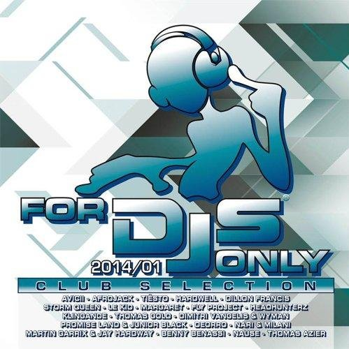 For Djs Only 2014-01 Club Selection (2014)