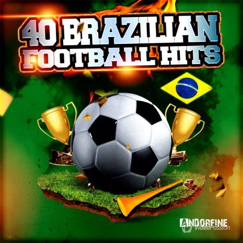 VA-40 Brazilian Football Hits (2014)