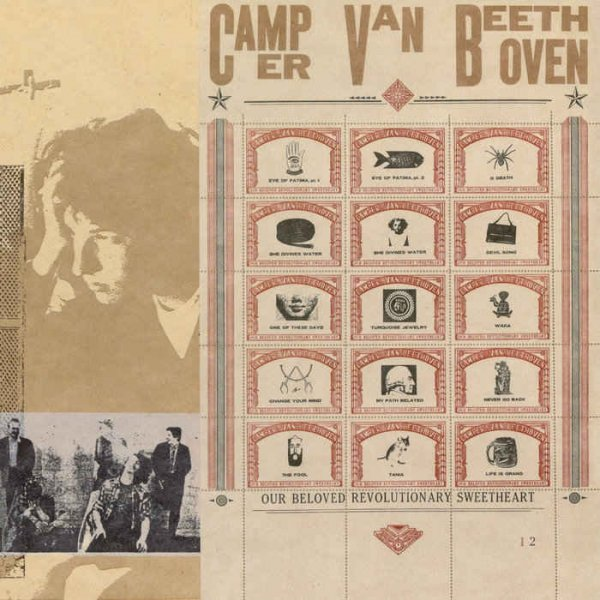 Camper Van Beethoven - Our Beloved Revolutionary Sweetheart [Deluxe Remastered Edition] (2014)