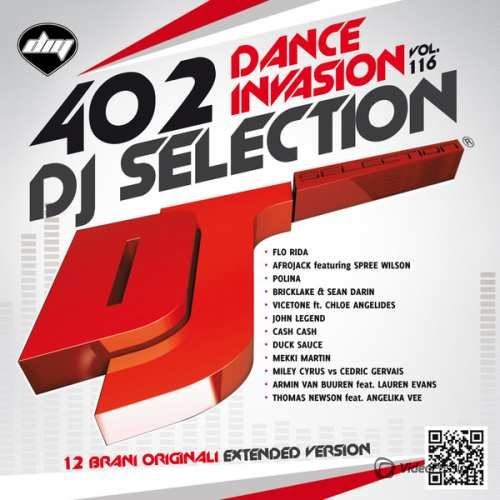 VA-DJ Selection 402 - Dance Invasion Vol.116 (2014)